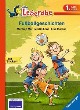 36530 Erstlesebücher Fußballgeschichten von Ravensburger 1