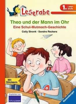 36531 Erstlesebücher Theo und der Mann im Ohr von Ravensburger 1