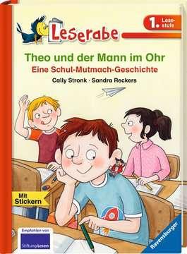 36531 Erstlesebücher Theo und der Mann im Ohr von Ravensburger 2
