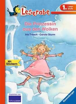 36532 Erstlesebücher Die Prinzessin aus den Wolken von Ravensburger 1