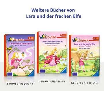 36533 Erstlesebücher Lara und die freche Elfe tanzen Ballett von Ravensburger 7