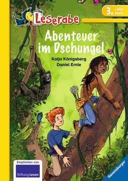36536 Erstlesebücher Abenteuer im Dschungel von Ravensburger 1