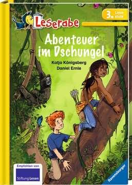 36536 Erstlesebücher Abenteuer im Dschungel von Ravensburger 2