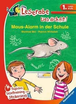 Maus-Alarm in der Schule Kinderbücher;Erstlesebücher - Bild 1 - Ravensburger