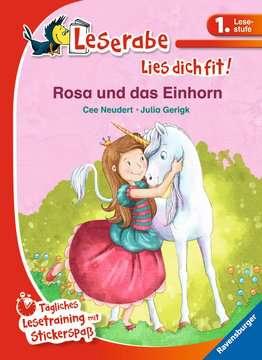 36538 Erstlesebücher Rosa und das Einhorn von Ravensburger 1