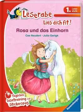 36538 Erstlesebücher Rosa und das Einhorn von Ravensburger 2