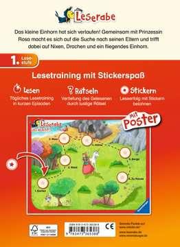 36538 Erstlesebücher Rosa und das Einhorn von Ravensburger 3
