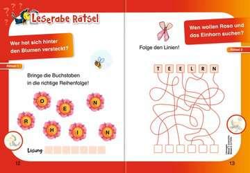 36538 Erstlesebücher Rosa und das Einhorn von Ravensburger 6