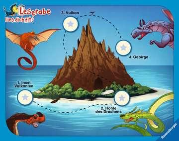 Drachenjagd auf Vulkanien Lernen und Fördern;Lernbücher - Bild 4 - Ravensburger