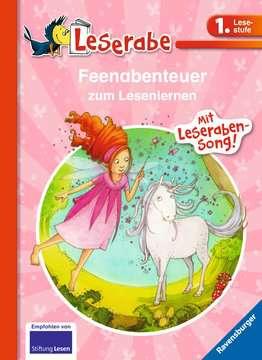 36541 Erstlesebücher Feenabenteuer zum Lesenlernen von Ravensburger 1