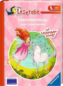 36541 Erstlesebücher Feenabenteuer zum Lesenlernen von Ravensburger 2