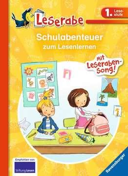 36544 Erstlesebücher Schulabenteuer zum Lesenlernen von Ravensburger 1
