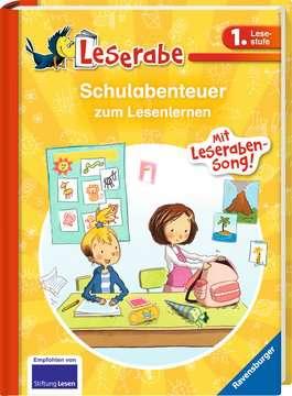 36544 Erstlesebücher Schulabenteuer zum Lesenlernen von Ravensburger 2