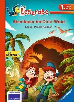 36547 Erstlesebücher Abenteuer im Dino-Wald von Ravensburger 1
