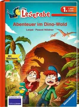 36547 Erstlesebücher Abenteuer im Dino-Wald von Ravensburger 2