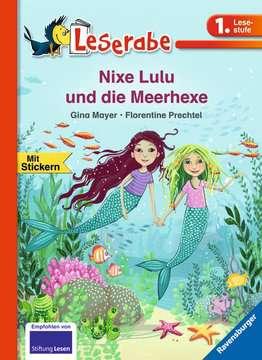 36548 Erstlesebücher Nixe Lulu und die Meerhexe von Ravensburger 1