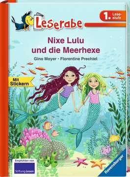 36548 Erstlesebücher Nixe Lulu und die Meerhexe von Ravensburger 2
