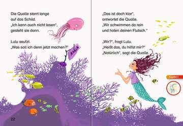 36548 Erstlesebücher Nixe Lulu und die Meerhexe von Ravensburger 5