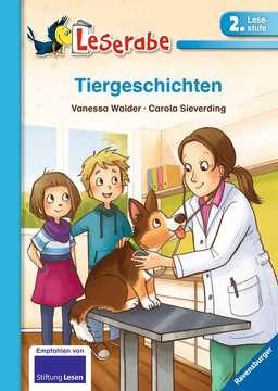 36552 Erstlesebücher Tiergeschichten von Ravensburger 1