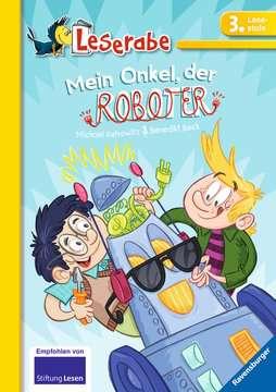 36553 Erstlesebücher Mein Onkel, der Roboter von Ravensburger 1