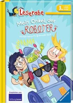 36553 Erstlesebücher Mein Onkel, der Roboter von Ravensburger 2