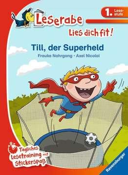 36554 Erstlesebücher Till, der Superheld von Ravensburger 1