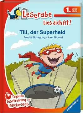 36554 Erstlesebücher Till, der Superheld von Ravensburger 2