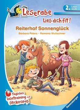 Reiterhof Sonnenglück Kinderbücher;Erstlesebücher - Bild 1 - Ravensburger