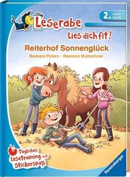 36555 Erstlesebücher Reiterhof Sonnenglück von Ravensburger 2