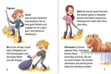 Reiterhof Sonnenglück Kinderbücher;Erstlesebücher - Bild 6 - Ravensburger