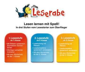 Das große Leseraben-Buch - Abenteuergeschichten Kinderbücher;Erstlesebücher - Bild 4 - Ravensburger