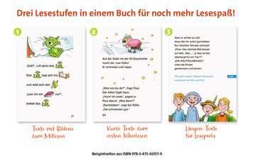 Das große Leseraben-Buch - Abenteuergeschichten Kinderbücher;Erstlesebücher - Bild 5 - Ravensburger