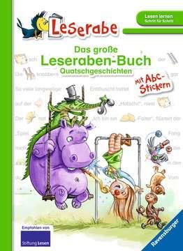 36557 Erstlesebücher Das große Leseraben-Buch - Quatschgeschichten von Ravensburger 1