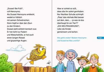 36557 Erstlesebücher Das große Leseraben-Buch - Quatschgeschichten von Ravensburger 6