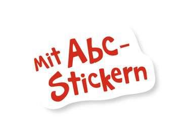 36557 Erstlesebücher Das große Leseraben-Buch - Quatschgeschichten von Ravensburger 9