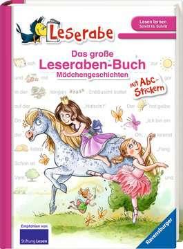 36558 Erstlesebücher Das große Leseraben-Buch - Mädchengeschichten von Ravensburger 2