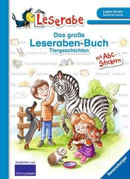 36559 Erstlesebücher Das große Leseraben-Buch - Tiergeschichten von Ravensburger 1