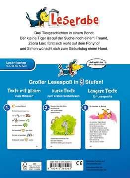 36559 Erstlesebücher Das große Leseraben-Buch - Tiergeschichten von Ravensburger 3