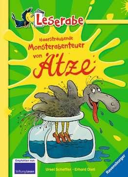 36560 Erstlesebücher Haarsträubende Monsterabenteuer von Ätze von Ravensburger 1