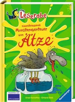 36560 Erstlesebücher Haarsträubende Monsterabenteuer von Ätze von Ravensburger 2