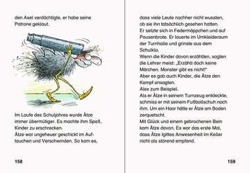 36560 Erstlesebücher Haarsträubende Monsterabenteuer von Ätze von Ravensburger 4