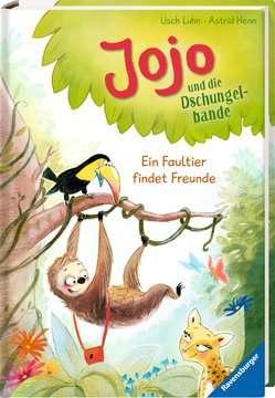 36561 Erstlesebücher Jojo und die Dschungelbande, Band 1: Ein Faultier findet Freunde von Ravensburger 2