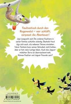 36561 Erstlesebücher Jojo und die Dschungelbande, Band 1: Ein Faultier findet Freunde von Ravensburger 3
