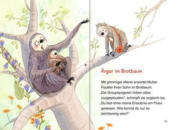 Jojo und die Dschungelbande, Band 2: Abenteuer am großen Fluss Kinderbücher;Erstlesebücher - Bild 5 - Ravensburger