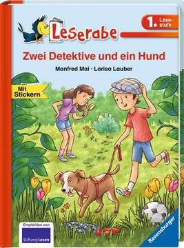 36566 Erstlesebücher Zwei Detektive und ein Hund von Ravensburger 2