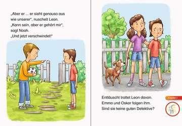 36566 Erstlesebücher Zwei Detektive und ein Hund von Ravensburger 4