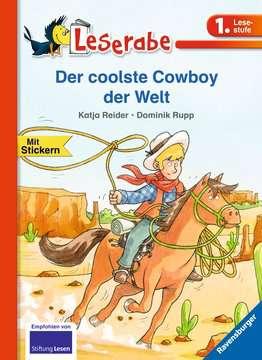 Der coolste Cowboy der Welt Lernen und Fördern;Lernbücher - Bild 1 - Ravensburger
