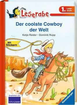 Der coolste Cowboy der Welt Lernen und Fördern;Lernbücher - Bild 2 - Ravensburger