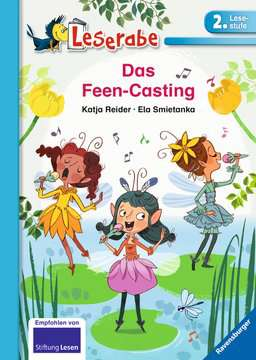 36569 Erstlesebücher Das Feen-Casting von Ravensburger 1