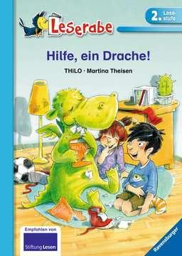 Hilfe, ein Drache! Kinderbücher;Erstlesebücher - Bild 1 - Ravensburger